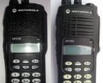 Hình ảnh phân biêt hàng giả Motorola GP338