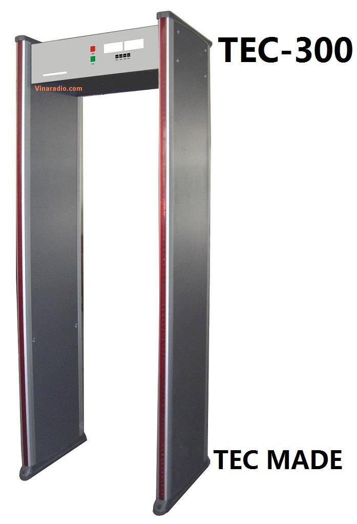 Cổng dò kim loại TEC 300
