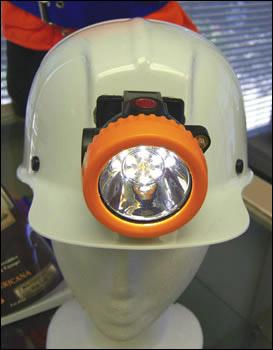 Đèn pin chống cháy nổ thợ mỏ LI-5300-G
