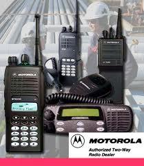 Bộ đàm cầm tay Motorola GP338